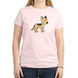 Cute German Shepherd T-Shirt