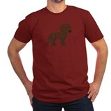Cute Retriever Tee-Shirt