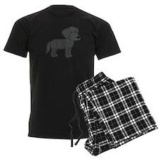 Cute Labrador Pajamas