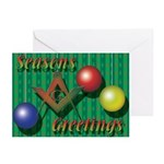 Seasons Greetings Greeting Cards (Pk of 10)