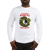 Leroy Green's School of Kung Long Sleeve T-Shirt