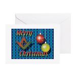 Appendant bodies Seasons Greeting Cards (Pk of 10)