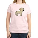 Cute Labrador Tee-Shirt