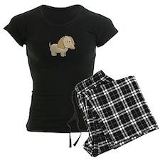 Cute Puppy Pajamas