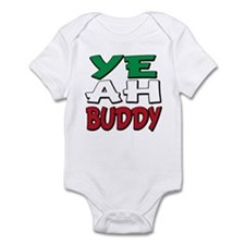 italian Che Cazzo Vuoi Infant Bodysuit