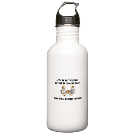 Old New Friends Stainless Water Bottle 1.0L