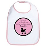 Girls Best Friend Bib