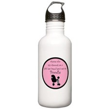 Girls Best Friend Water Bottle