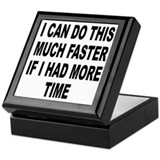 Office Joke Keepsake Box