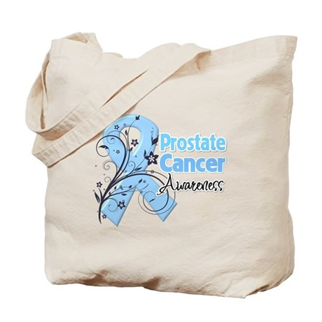 Prostate Cancer Awareness Tote Bag