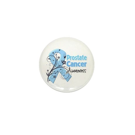 Prostate Cancer Awareness Mini Button (100 pack)