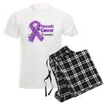 Pancreatic Cancer Awareness Men's Light Pajamas