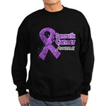 Pancreatic Cancer Awareness Sweatshirt (dark)