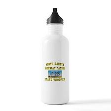 North Dakota Highway Patrol Water Bottle