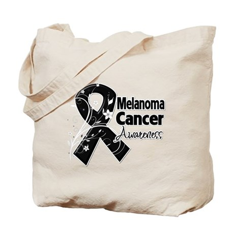 Melanoma Awareness Tote Bag
