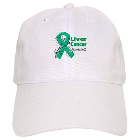 Liver Cancer Awareness Cap