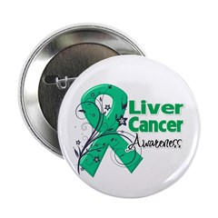 "Liver Cancer Awareness 2.25"" Button (100 pack)"