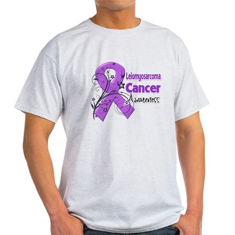 Leiomyosarcoma Awareness Light T-Shirt