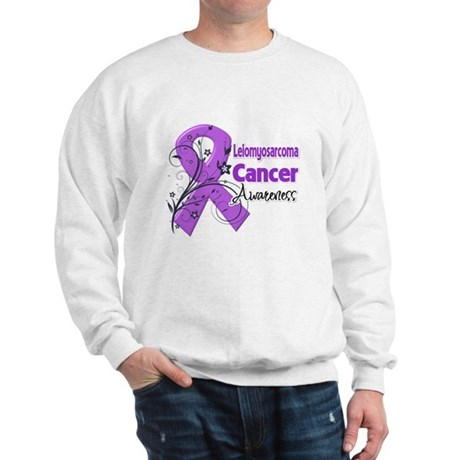 Leiomyosarcoma Awareness Sweatshirt