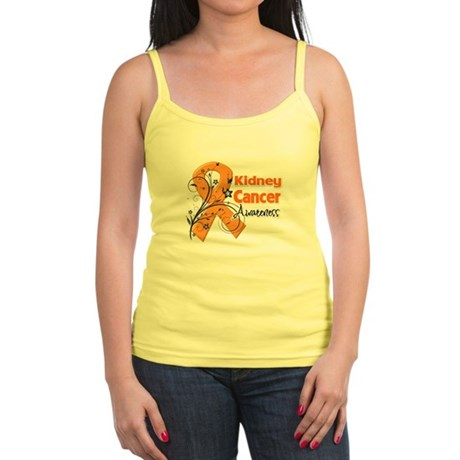 Kidney Cancer Awareness Jr. Spaghetti Tank