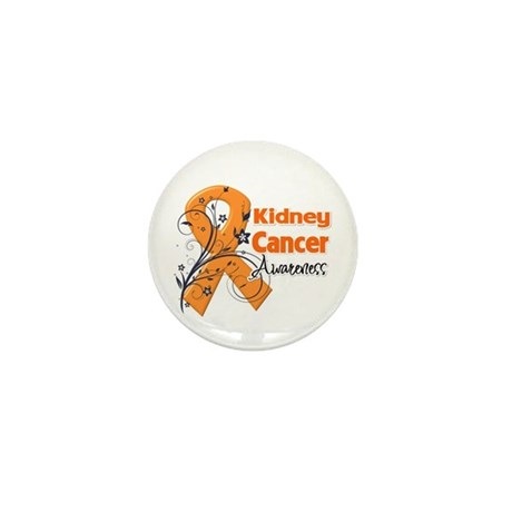 Kidney Cancer Awareness Mini Button (10 pack)