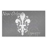 Lagniappe Decal