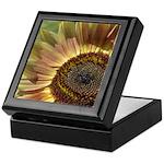 Autumn Sunflower Keepsake Box