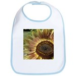 Autumn Sunflower Bib
