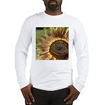 Autumn Sunflower Long Sleeve T-Shirt