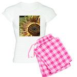 Autumn Sunflower Women's Light Pajamas