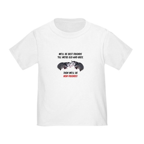 Old New Possum Friends Toddler T-Shirt