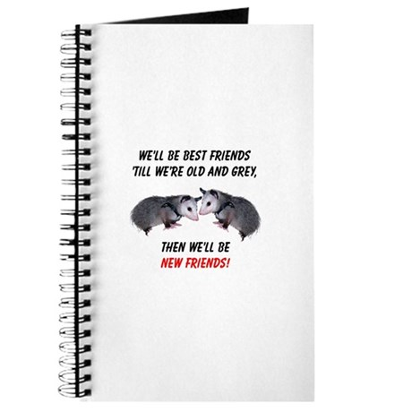 Old New Possum Friends Journal