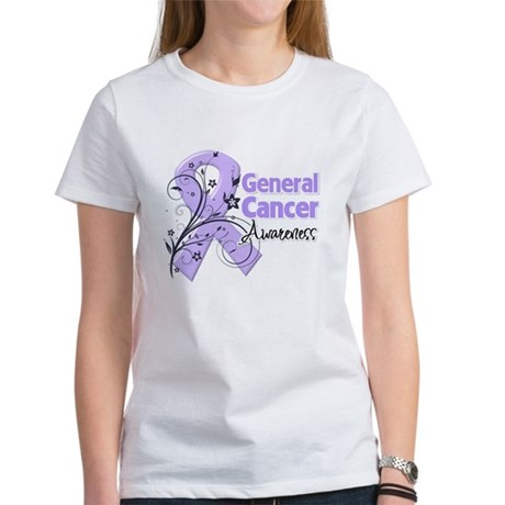 General Cancer Awareness Women's T-Shirt