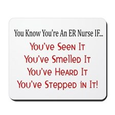 Registered Nurse IV Mousepad