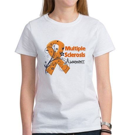 Multiple Sclerosis Awareness Women's T-Shirt