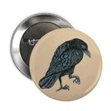 Lone Crow Button