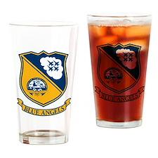 F-18 Blue Angels Drinking Glass