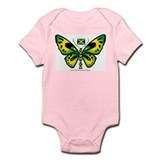 Jamaica Butterfly Infant Creeper