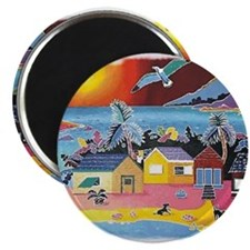 "Dwelling Places 2.25"" Magnet (100 pack)"