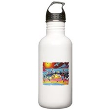 Dwelling Places Sports Water Bottle