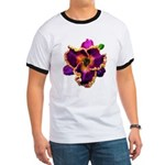 Abstract Fly 1 Organic Men's T-Shirt (dark)