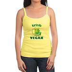 Irish Vegan Jr. Spaghetti Tank