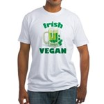 Irish Vegan Fitted T-Shirt