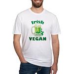 Irish Vegan Fitted T-Shirt