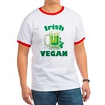 Irish Vegan Ringer T