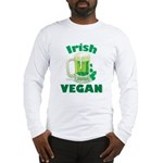Irish Vegan Long Sleeve T-Shirt