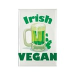Irish Vegan Rectangle Magnet (100 pack)