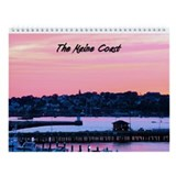 The Maine Coast Scenic Wall Calendar