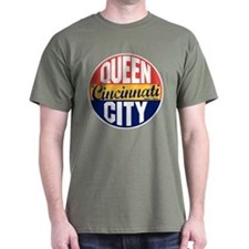 Cincinnati Vintage Label T-Shirt