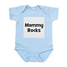 Mommy Rocks Infant Creeper